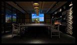 140平米复式新古典风格影音室图