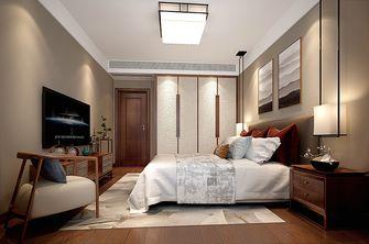 110平米三室三厅中式风格卧室图片