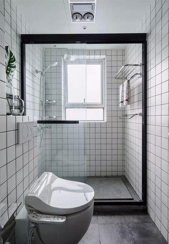 100平米三北欧风格卫生间图片