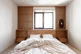 70平米公寓中式风格卧室装修案例