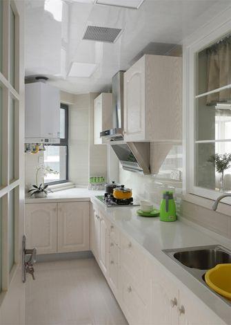 140平米三室两厅日式风格厨房图片大全