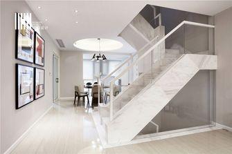 豪华型140平米复式现代简约风格楼梯图片大全