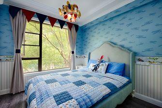 130平米三室两厅美式风格儿童房效果图