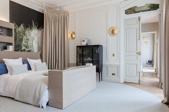 140平米四室三厅法式风格卧室图片