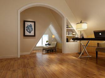 140平米别墅欧式风格阁楼图片