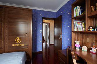 经济型140平米三室两厅东南亚风格儿童房图片大全
