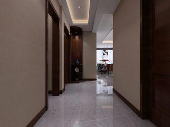 140平米三室两厅中式风格走廊欣赏图