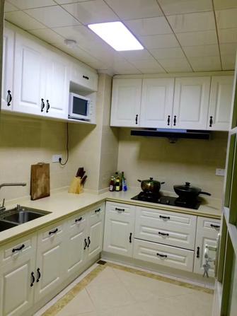 120平米三新古典风格厨房装修案例