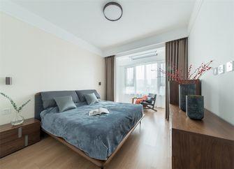 100平米三室一厅北欧风格卧室设计图