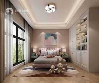 140平米别墅现代简约风格儿童房装修图片大全
