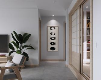 140平米四日式风格走廊欣赏图
