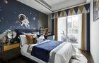 120平米四室两厅宜家风格儿童房装修图片大全