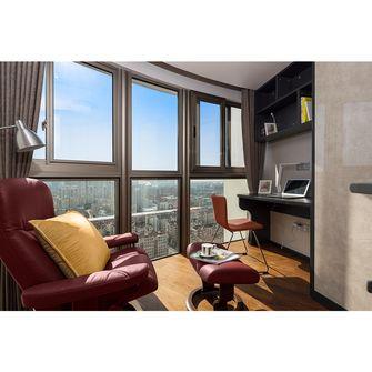 140平米四室两厅混搭风格阳台图