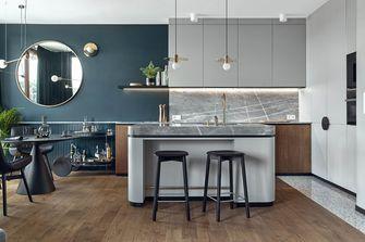 70平米新古典风格厨房设计图