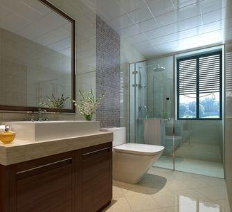 140平米四室两厅新古典风格卫生间图片