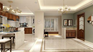 110平米三室两厅欧式风格玄关装修效果图
