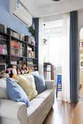 50平米一居室地中海风格客厅装修案例