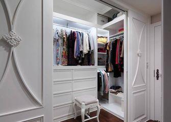 110平米三室两厅田园风格衣帽间鞋柜装修案例