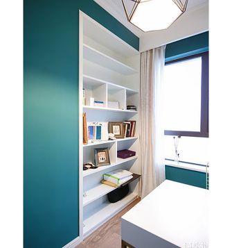 80平米三室一厅北欧风格儿童房装修图片大全