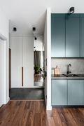 60平米公寓宜家风格厨房装修效果图