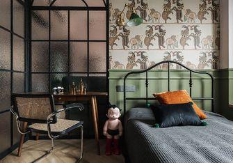 80平米法式风格儿童房装修案例