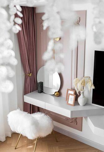 140平米四室两厅欧式风格梳妆台装修图片大全