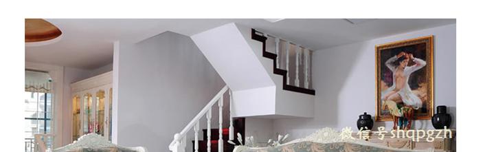 豪华型140平米复式混搭风格楼梯欣赏图