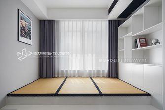 120平米三室两厅现代简约风格储藏室装修效果图