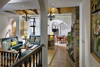 20万以上140平米四室两厅法式风格楼梯图片