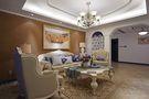 110平米三室五厅地中海风格客厅装修图片大全