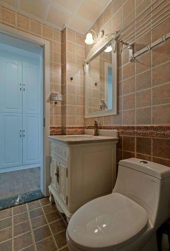 110平米美式风格卫生间装修案例