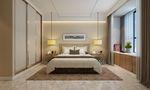 富裕型130平米四室一厅英伦风格卧室设计图