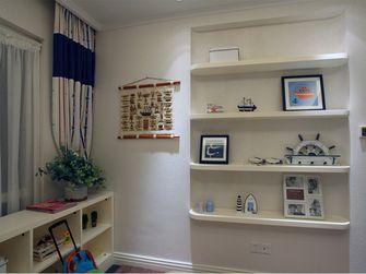70平米一室两厅地中海风格书房设计图