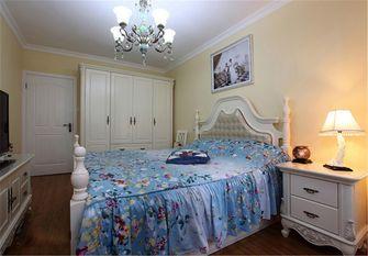 60平米公寓地中海风格卧室装修案例
