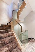 20万以上140平米三室两厅欧式风格楼梯图