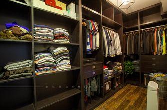 15-20万140平米复式美式风格衣帽间鞋柜设计图