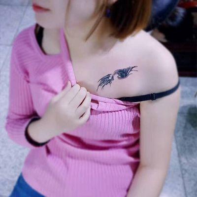 小龙人作品纹身款式图