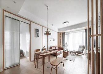 100平米日式风格餐厅设计图
