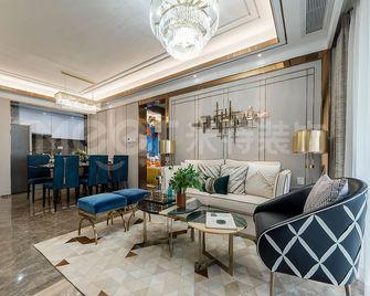 140平米三宜家风格客厅装修案例