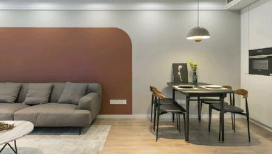 100平米三北欧风格客厅图
