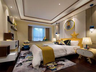 140平米四室三厅中式风格儿童房装修效果图