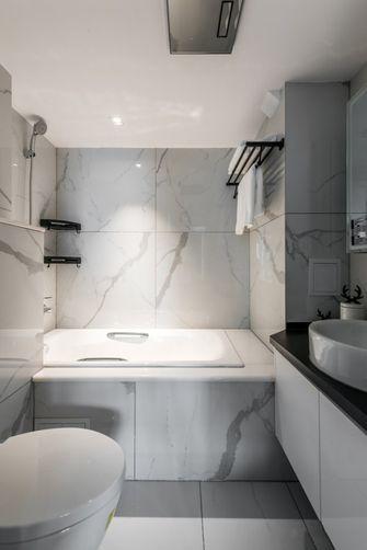 70平米公寓现代简约风格卫生间欣赏图