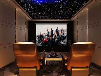 30平米以下超小户型中式风格影音室装修案例