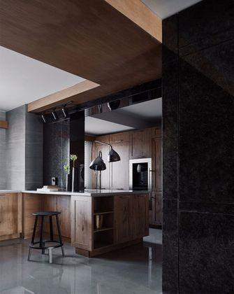 140平米四室两厅英伦风格餐厅装修案例