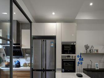 140平米复式北欧风格厨房欣赏图