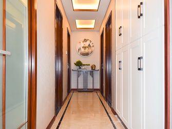 130平米四中式风格走廊装修案例