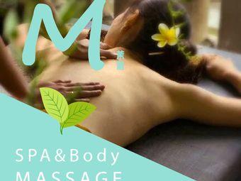 M茉莉Spa & Body massage