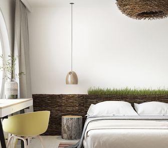 70平米一室一厅东南亚风格卧室图片大全