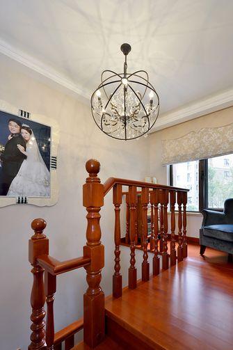豪华型140平米复式美式风格楼梯装修效果图