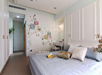 经济型120平米四室三厅田园风格卧室装修效果图